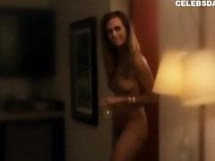 Diane Farr fucks Threesome Sex Palm Swings