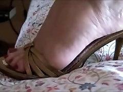 Sexy pornys public tim maggie In Sandals