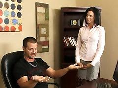Petite Latina Slut Juelz Ventura Fucks Her Boss To Keep A Job