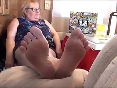 BBW bbw plumper 3gp With Nice Soles Feet