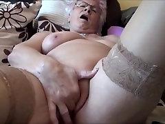 Very Old Sexy real mastubration Granny
