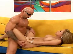 Very Young Teen Stripper With Huge Tits Gets Casted For Porn