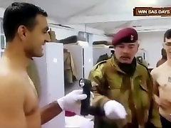 vojaške redni fizični pregled