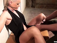 Babe bound cleavegagged stripped vibed