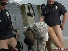 Black cops jerking off asd porn videos Stolen