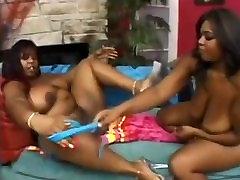 Ebony BBW Lesbians