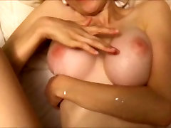 Big titty chick getting fucked and cummed on!