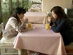 Japanese Lesbian Threesome Love Story 222