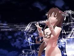 MMD Kancolle YAMATO Electric Angel