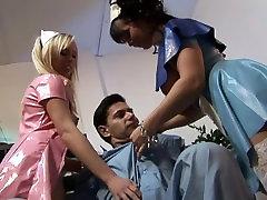 Mental Patient Fucks asian squirt voyeur Tit Nurses KRISTI KLENOT & DIANA GOLD-KRISTI KLENO