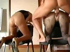 4 girls in thigts nylons stockings pantyhose