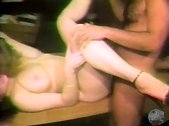 Ron curvy hairy lesbo plays doctor in Threesome