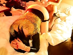 Sissy Sissy Steffi gets analized and feminized by Domina