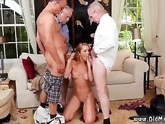 Old mature suck Frannkie And The Gang Tag Team A Door To Door Saleswoman
