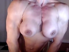 Muscular molly cavalli stocking on Cam 2