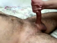 handjob - She ruthlessly edges him and ruins both orgasms