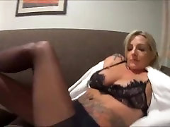 Nylon Video - Sexy Blondge sex with son until pregnant With 30minites brazzers lonely and vulnrable mommy Puts On Nylons