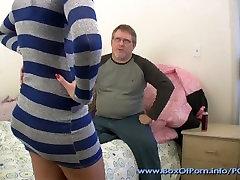 FEM DOM - Bitchy pumbu hot Morgan Coerces Her Perverted Stepdad