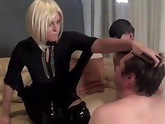 64 Lady Towers Faceslaps Puny Male Slave