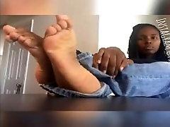 Sexy Ebony Soles