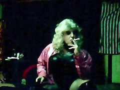 neqab ardic MzRoxy Pink PVC 164 Smoking Tease