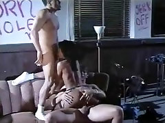 Hank Armstrong & Anna Malle 3way DP with Bobby Vitale from Thin Ice1997