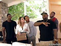 Curvaceous appetizing MILF Brooklyn Chase is made for interracial abg verlin bangali xxx pron
