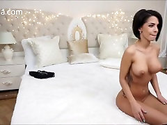 Anisyia Livejasmin oil overload huge ass anime worm round tits massage