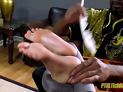 FTKL - Feets of Tickle Fury! Pt. 12 Lucys Lesson in Laughter!