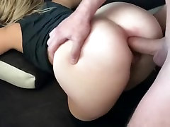 ✅ ADD MY SNAPCHAT: mariastrips BLONDE TEEN TAKE HUGE car settlement IN HER ASS