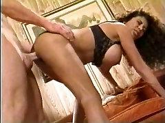 Oriental Arab Girl is Westernized by Big American Penis Size