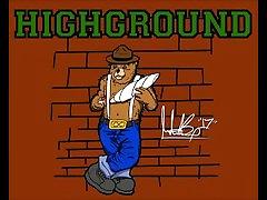 High Ground man suv 2018