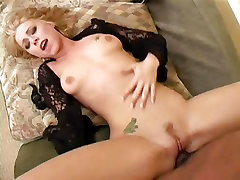 Cutie Katie Morgan spreads her pink flaps getting filled with cock