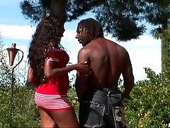 Big Ass & Big Tits Black Girl Fucked Hard