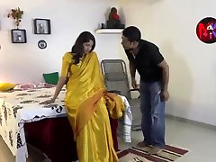 Hot Indian Housewife Affair with New Young other Man - Exposing House Wife