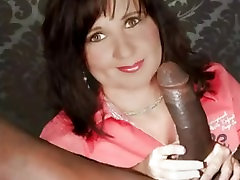 painful anal. Mom fucked hard in the ass by BBC