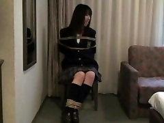 Japanese Schoolgirl Bondage 1