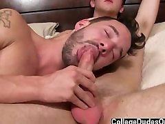 Gay vraga Kyle dela Isaac je ogromen boner