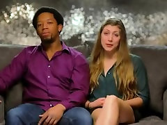 Black Boyfriend and American Girlfriend Try Threesome on Reality TV Show