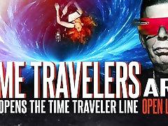 Art Bell Radio - ⏳ Time Traveler Line⏳ - Open Lines!