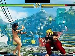 Street Fighter V Story Mode Part 3 Nude Mods