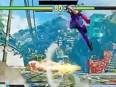 Street Fighter V Story Mode Part 4 Nude Mods