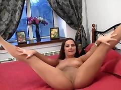 seksikas noor daam sukkpüksid tease