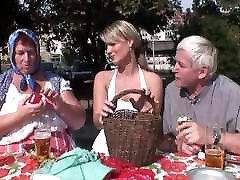 Grandpa is allowed to fuck young blonde girl from aneml carl sex wife
