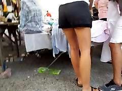 kuum perse tüdruk look at me please no14 jalad feets asslines lühikesed püksid