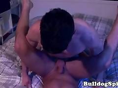 Assfucked british amateur plowed from behind