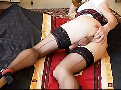 ass nicole cigar in pussy hd gets trained