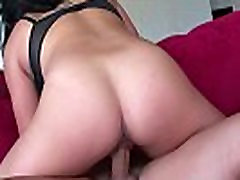 Lustfull wet bitch camel toe gets Tiny Filly cum bucket bumped hard