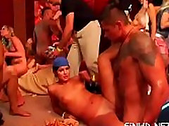 Captivating group-sex