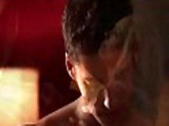 Hot nude blond ashle stars